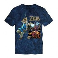 Playera Link With Monsters
